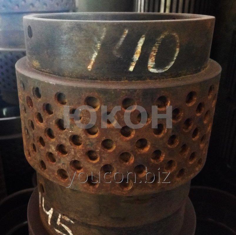 Обечайка 140\65 Перфорированная для гранулятора ОГМ-0.8