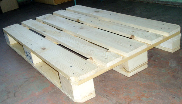 Pallets wooden second-hand price 1200/800