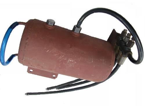 KO-503 lubrication system