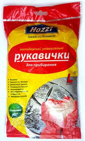 """Перчатки для уборки ТМ """"Hozzi"""""""