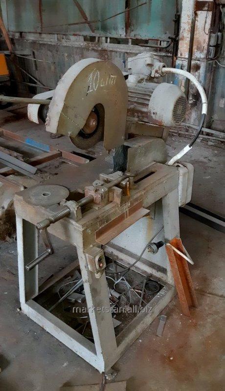 Отрезной станок по металлу ф400 мм, 5,5 кВт