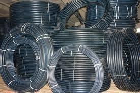 Трубы полиэтиленовые напорные водопроводные, безнапорные технические