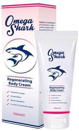 Гель от боли в суставах OmegaShark (ОмегаШарк)