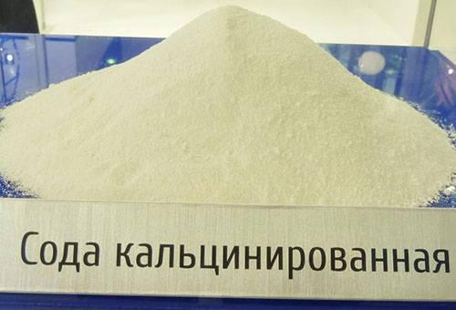 Сода кальцинированная марка А/Б