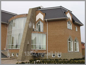 Buy Anti-vandal glazing of the private house