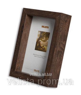 Купить Рамка інтер'єрна коробом 40-16L-5057-3v 10x15