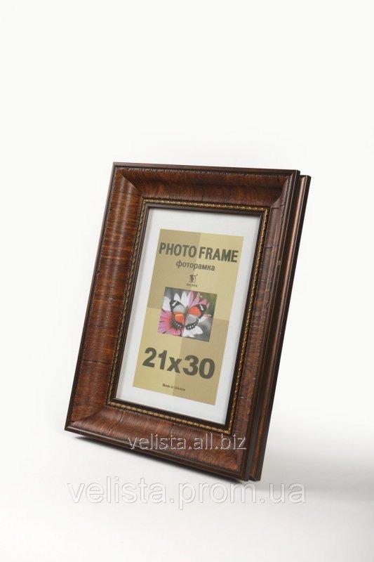 Купить Рамка пластиковая 60E-2-1119v 9х13