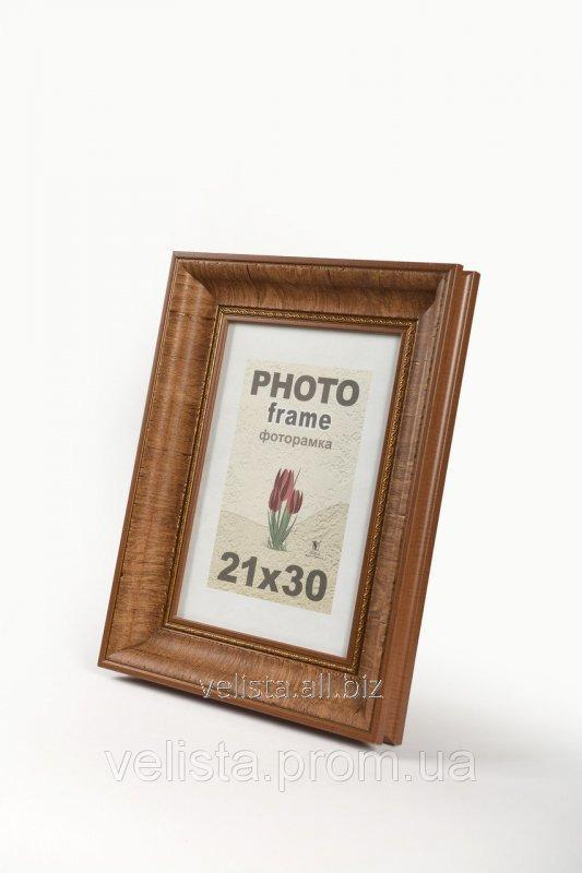 Купить Рамка пластиковая 60E-7-1119v 30х40