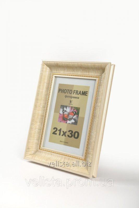 Купить Рамка пластиковая 60E-5-1119v 30х40
