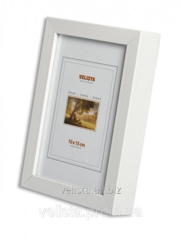 Купить Рамка пластикова 15H-015v 9х13