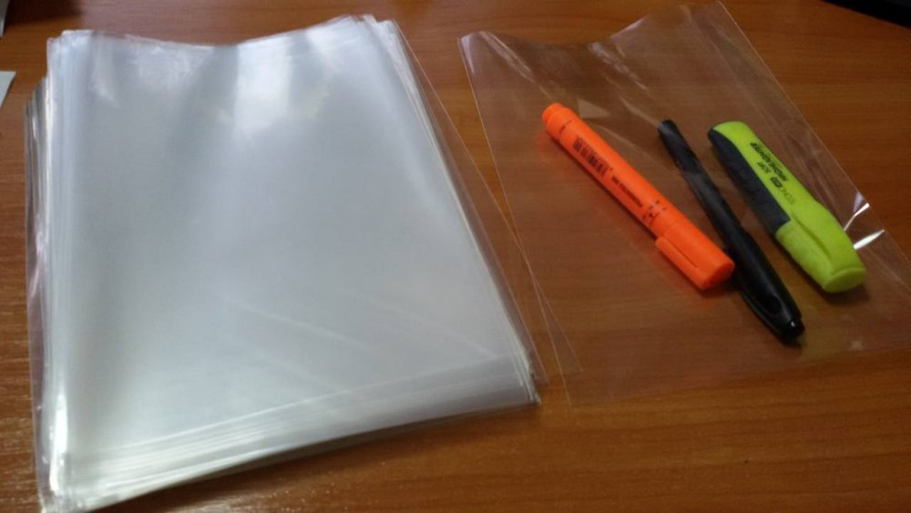 Купить Пакет для фасовки полипропиленовый 15*20