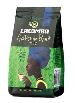 Купить Кофе молотый Lacomba Арабика, пакет 70 г