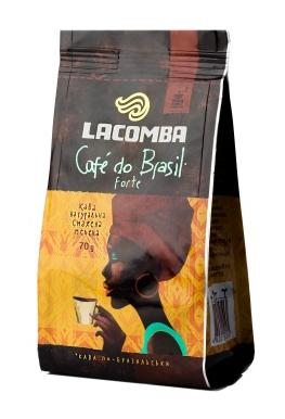 Купить Кофе молотый Lacomba Forte, пакет 70 г