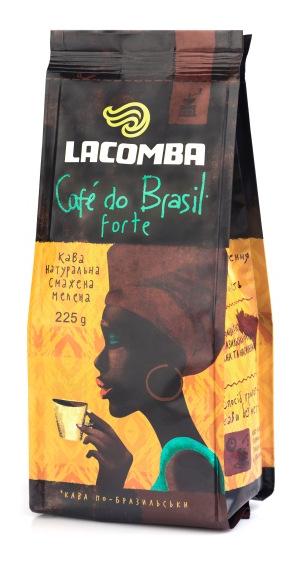 Купить Кофе молотый Lacomba Forte, пакет 225 г