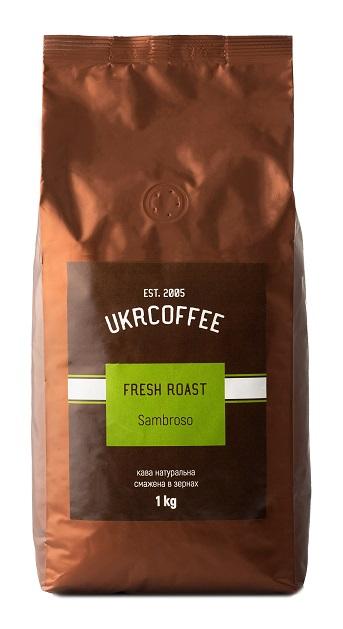 """Купить Кофе в зернах """"SAMBROSO"""" 1 кг"""