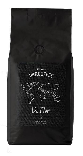 """Купить Кофе в зернах """"De Flor"""" 1 кг"""