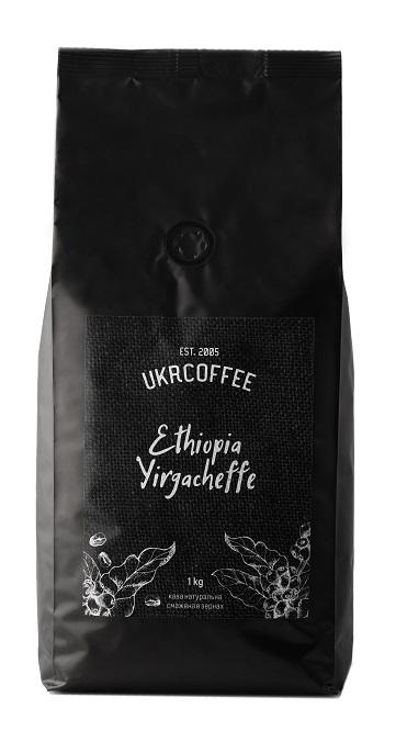 """Купить Кофе в зернах Арабика """"Ethiopia Yirgacheffe"""" 1 кг (сорт Gr. 2 )"""