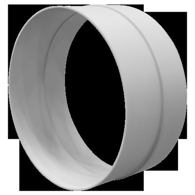 Купить Пластиковое кольцо для удлинения трубы вентиляционных приборов Reventa на 60-80 мм.