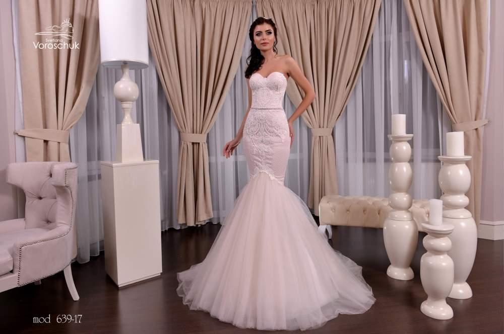 Wedding dress, model 639