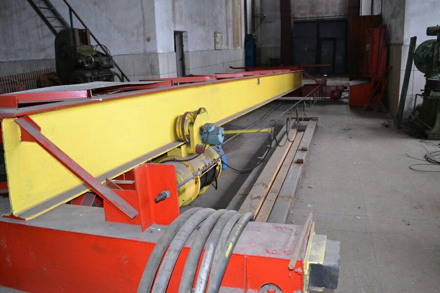 Buy Crane beam basic g / p 5 t, with a span from 4 to 22,5m