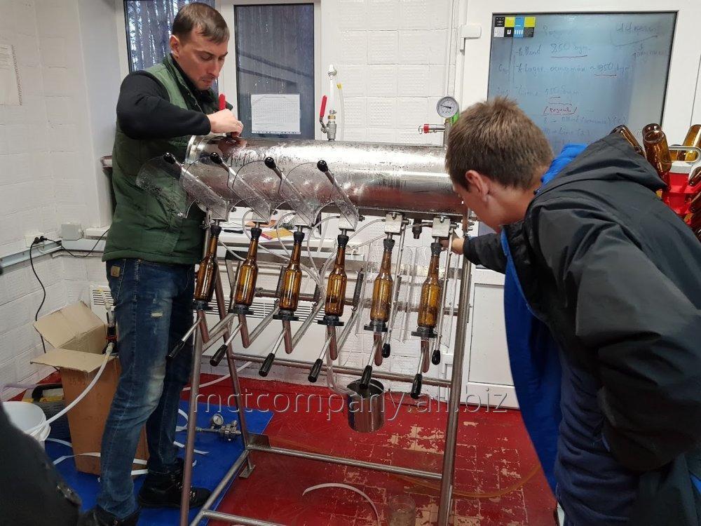 Пивное оборудование для розлива пива PA-6