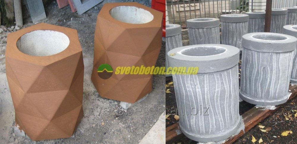 декоративный столб из бетона купить