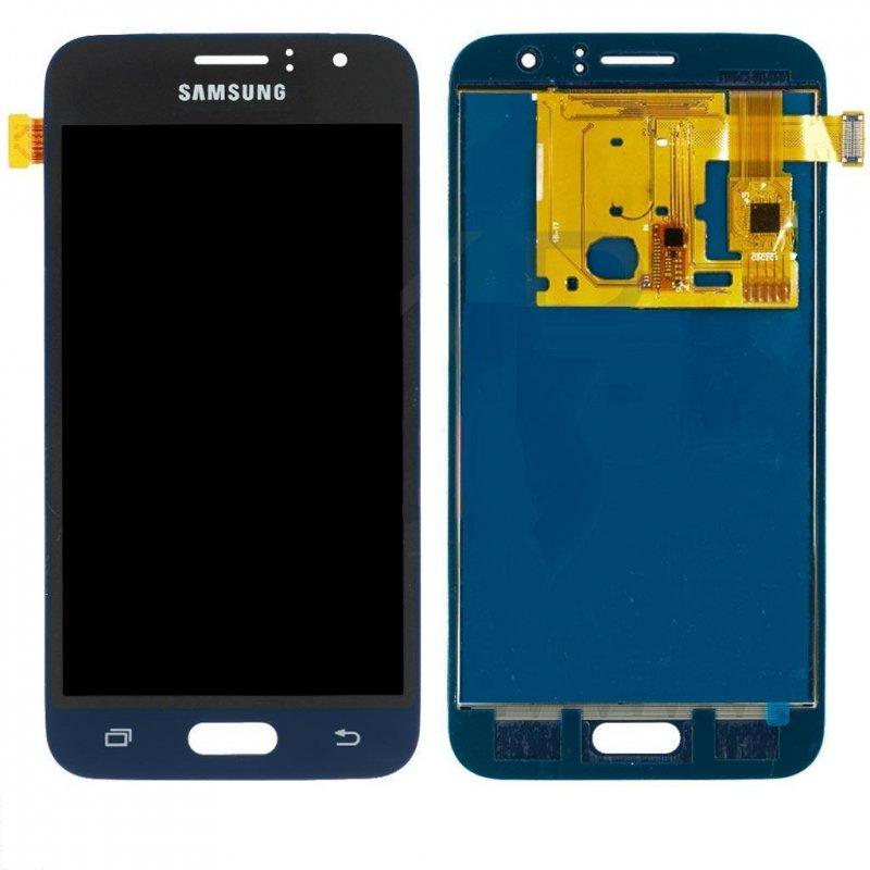 Купить Дисплей Samsung J120 Galaxy J1 2016, TFT (подсветка - original), с тачскрином, Black