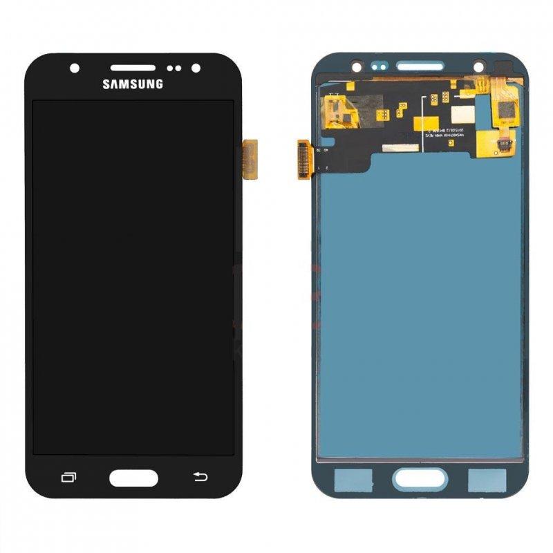 Купить Дисплей Samsung J500F Galaxy J5, J500H Galaxy J5, TFT (подсветка - original), с тачскрином, Black