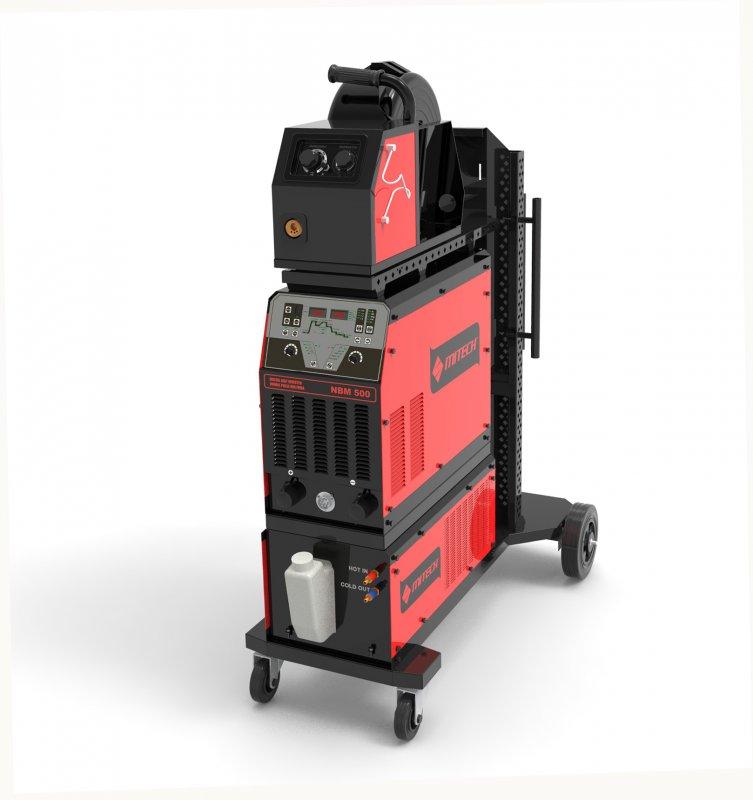 Купить Инверторный полуавтомат сварочный NBМ-350 DOUBLE PULSE MIG/MMA