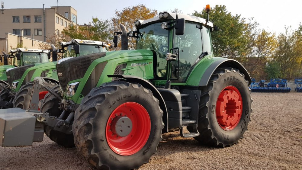 Buy The tractor FENDT 936 VARIO, Profi