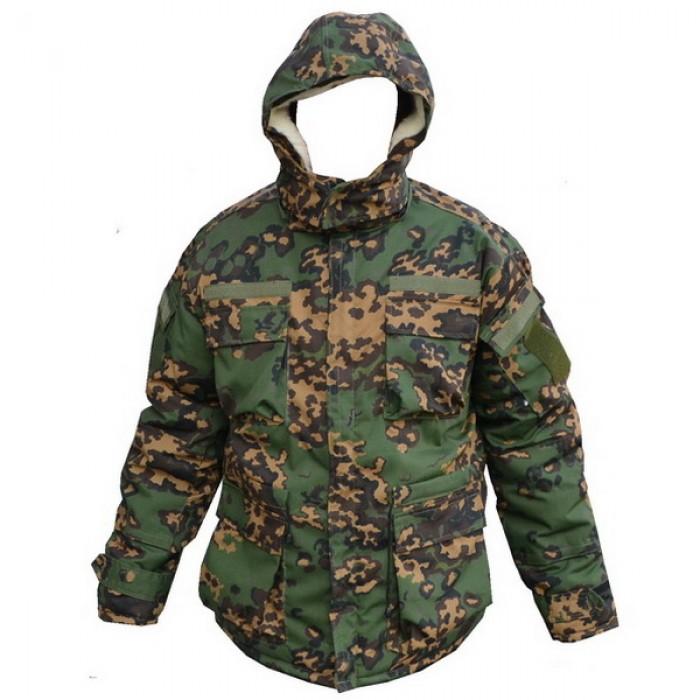 Купить Куртка на овчине Партизан