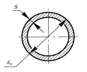 Труба бесшовная гр. прочности: Д,К,Е,Л,Н,Р,Т 48х4