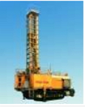 Drilling rigs of SBSh-250 and spare parts to them