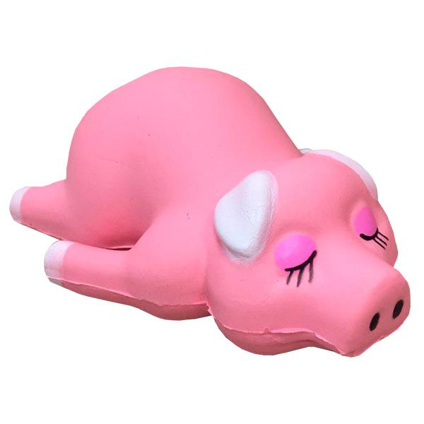 Купить Мягкая игрушка антистресс Сквиши Squishy Свинка Розовая №54