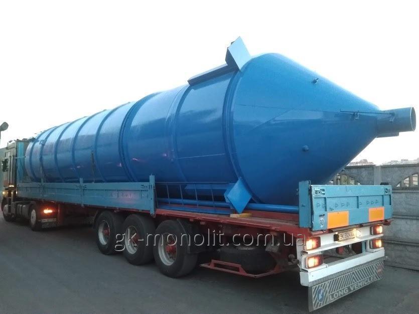 Силос для цемента на 80 тонн