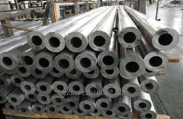 Buy Tube Aluminum Round 6005