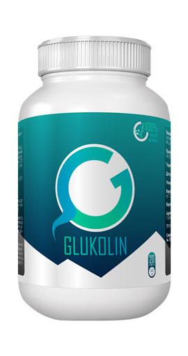 Капсулы от диабета Glukolin Глюколин