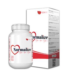 Капсулы от гипертонии Normalize (Нормалайз)