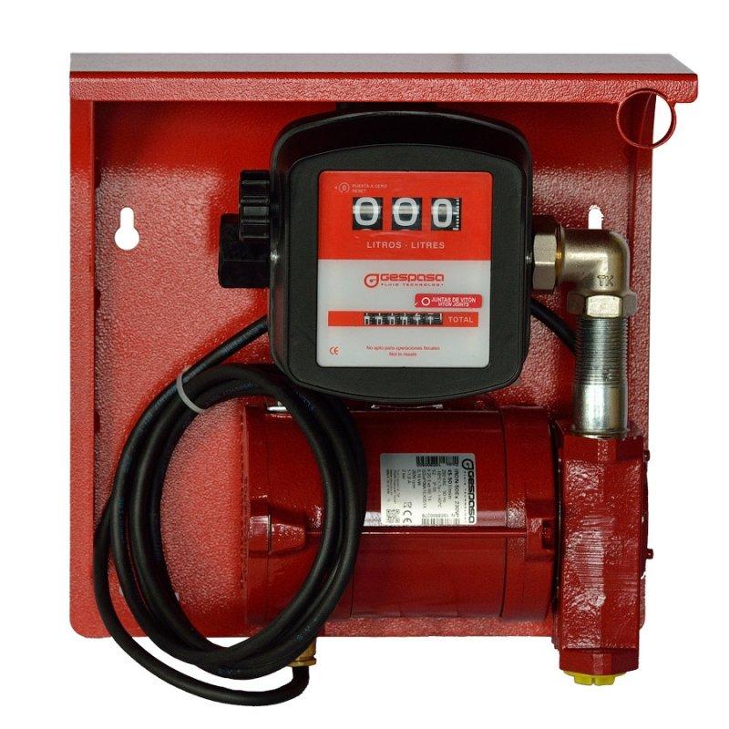 SAG-600 12,24-50 - Мобильная заправочная станция для бензина с расходомером, 12,24 В, 50 л/мин
