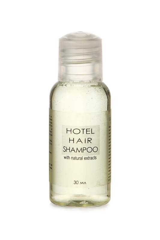 Шампунь для волос 30 мл Hotel