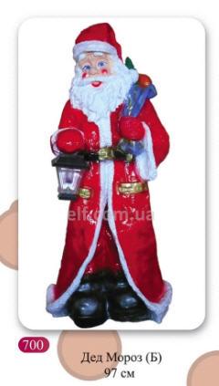 Купить Новогодняя фигура Дед Мороз (Б).