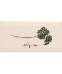 Декор Dec Apium Crema