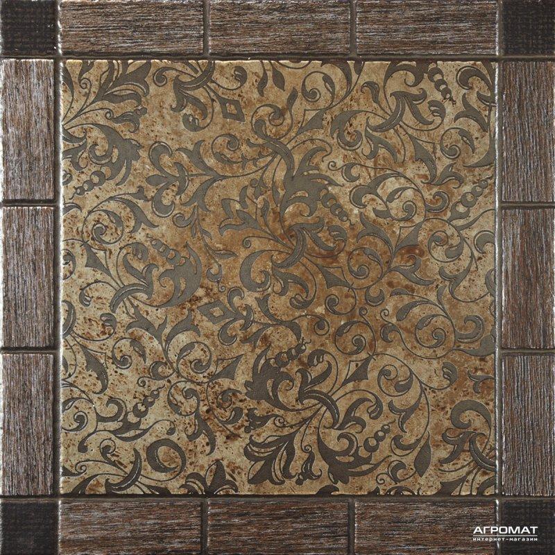 Напольная плитка Ceramica Gomez Oriol DECOR BEIGE