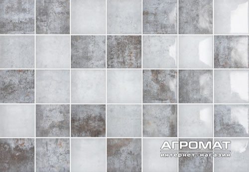 Плитка Geotiles Foster RLV GRAFITO