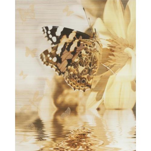 Декор Cersanit Dec 2 Miranda Butterfly