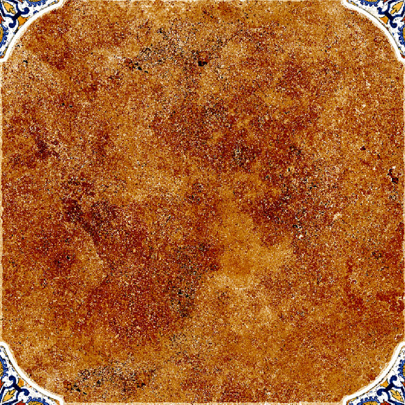 Керамогранит Keramin Грес-Рустик Мадейра 4 Тип 1 (500Х500)