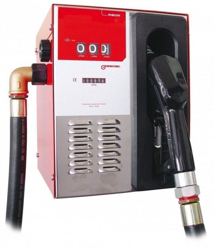 MINI 220-50 - Мобильная заправочная станция для бензина с расходомером, 220 В, 50 л/мин