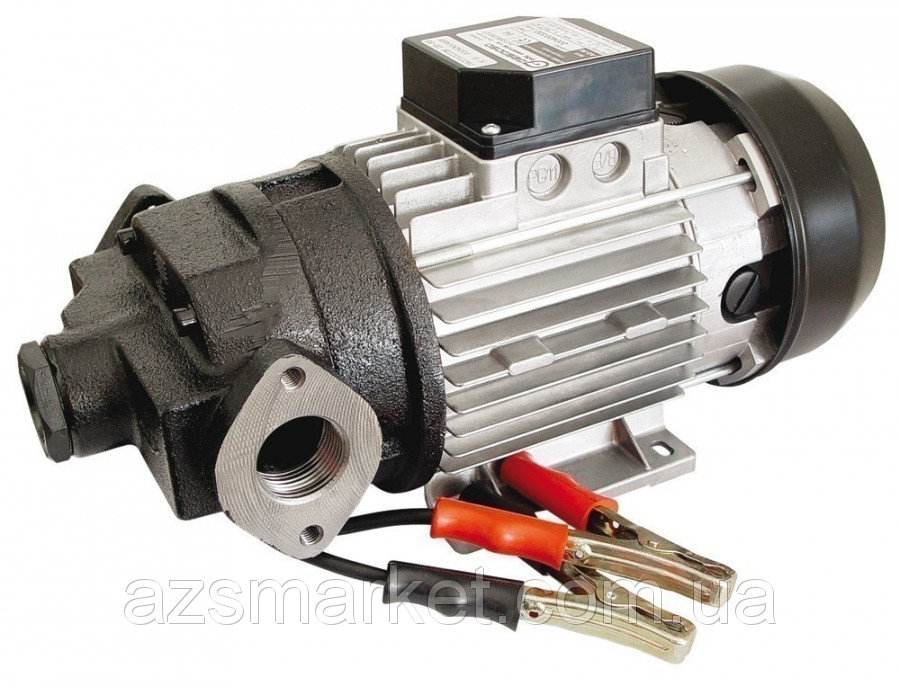 AG-90 12,24-80 - насос для перекачки дизельного топлива, 12 или 24 В, 70-80 л/мин