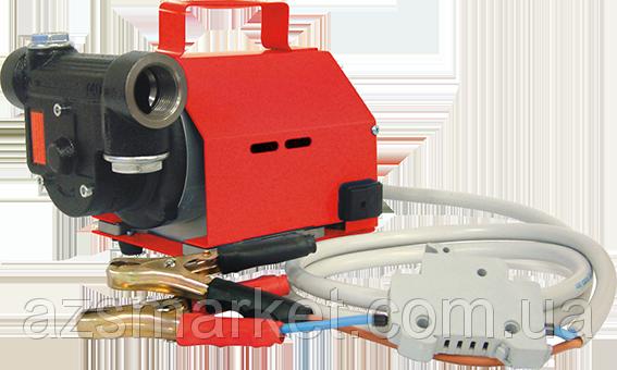 PB1 12,24-60 - насос для перекачки дизельного топлива 12 или 24 В, 60 л/мин