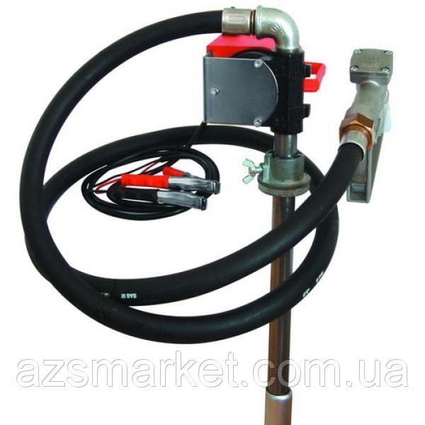 DRUM TECH 12,24-40 - комплект для перекачки дизельного топлива, 12 или 24 В, 40 л/мин